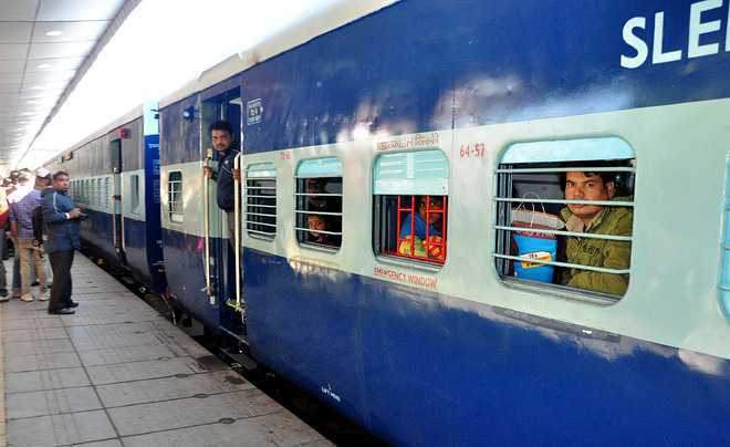 80 special trains from September 12