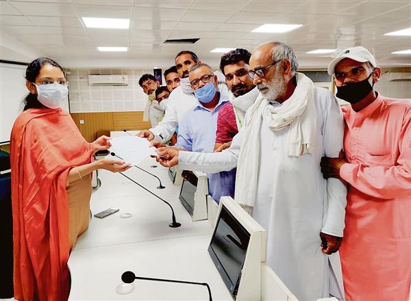 Haryana government orders special girdawari