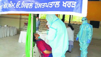 Mohali authorities reaching out to residents for tests