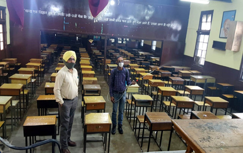 E-exams only option if schools stay shut in Himachal
