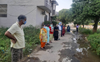 Overflowing sewers irk Basant Avenue residents in Ludhiana