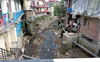 Mandi rivulet turns into dumping site