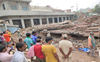 Dera Bassi Building collapse: 'Old material was being used for construction'