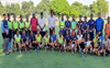 International University Sports Day celebrated at KCPE