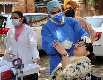 Amritsar district logs 181 new cases, 1 death