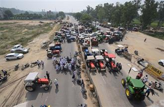 Traffic comes to a standstill in Ludhiana