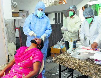 Eight die, 82 test +ve in Jalandhar district