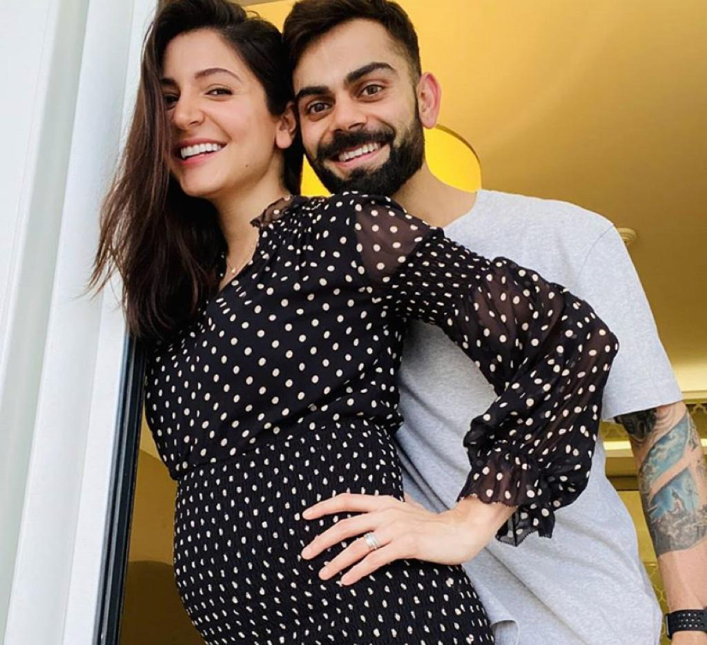 First picture of Virat Kohli and Anushka Sharma's baby girl? Uncle Vikas clarifies on Instagram