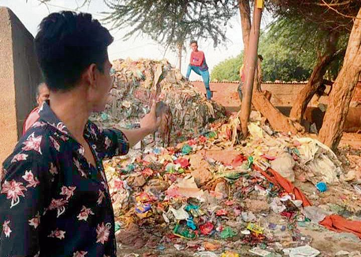 Cleanliness still a challenge in Yamunanagar