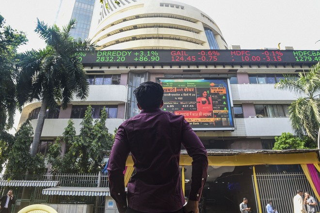 Sensex breaches 49,000-mark for first time; IT, HDFC stocks sparkle