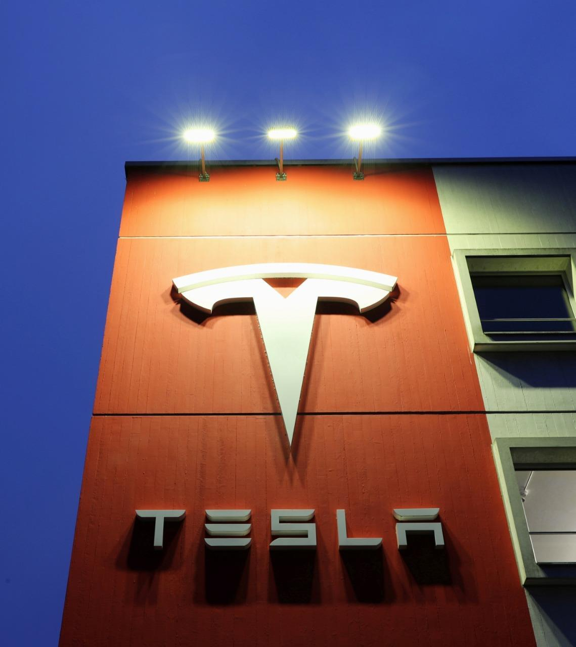 Tesla registers unit in India